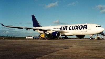 SE-RBF - Airbus A330-223 - Air Luxor