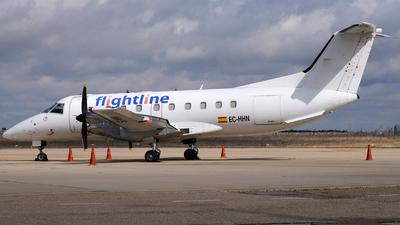 A picture of ECHHN - Embraer EMB120RT Brasilia - Flightline - © Rafael Alvarez Cacho