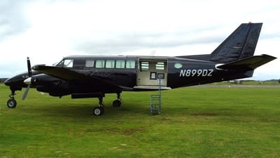 N899DZ - Beech 99 Airliner - Private