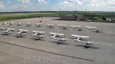 KGFK - Airport - Ramp