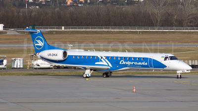 UR-DNX - Embraer ERJ-145LR - Dniproavia