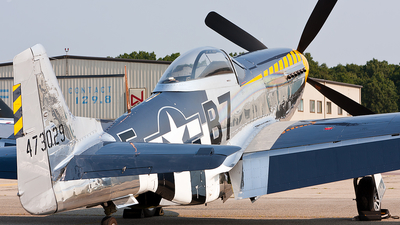 NL51JB - North American P-51D Mustang - Private