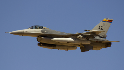 89-2123 - General Dynamics F-16C Fighting Falcon - United States - US Air Force (USAF)