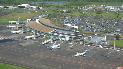 TFFF - Airport - Airport Overview