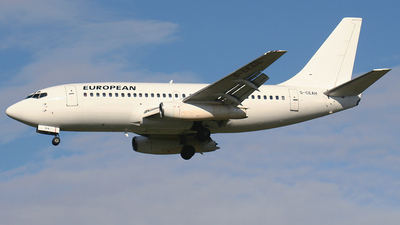 G-CEAH - Boeing 737-229(Adv) - European Aviation