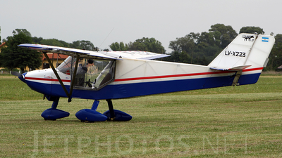 LV-X223 - Rans S-6 Coyote II - Private