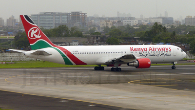 5Y-KQP - Boeing 767-38E - Kenya Airways
