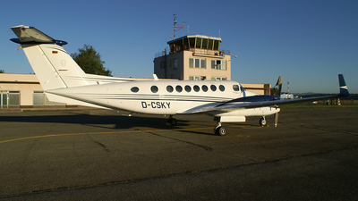 D-CSKY - Beechcraft B300 King Air 350 - FLY ALPHA
