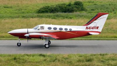 A picture of N414HW - Cessna 414A Chancellor - [414A0114] - © Jeremy D. Dando