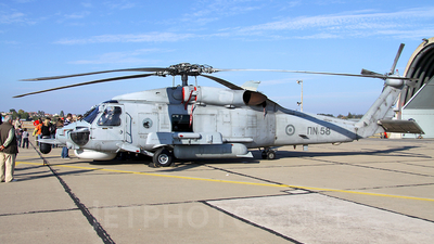 PN58 - Sikorsky S-70B Aegean Hawk - Greece - Navy