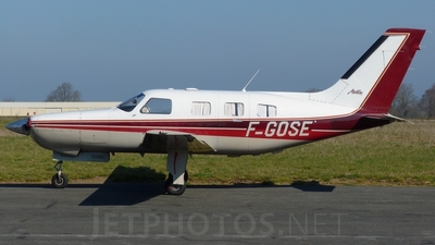 A picture of FGOSE - Piper PA46310P - [4608010] - © Maxence GRAF - Aeronantes Spotters