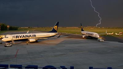 EPWR - Airport - Ramp