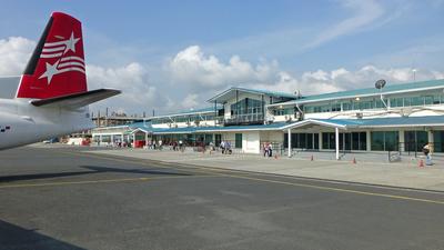 MPMG - Airport - Terminal