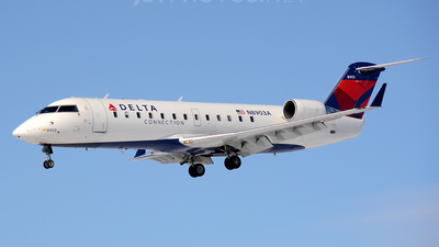 N8903A - Bombardier CRJ-200ER - Delta Connection (Pinnacle Airlines)