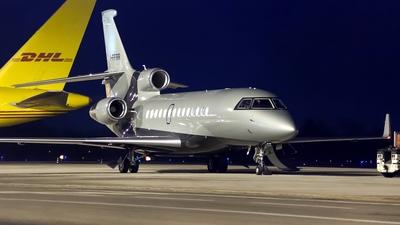 I-FFRR - Dassault Falcon 7X - Eurofly Service