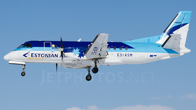 estonian air final Estonian air (ov, tallinn lennart meri) has announced that it will cease operations as of sunday, november 8the estonian national carrier has arranged replacement flights for passengers affected by the grounding with travel dates on november 8, 9 and 10.