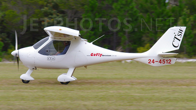 24-4512 - Flight Design CTSW - Go Fly Aviation