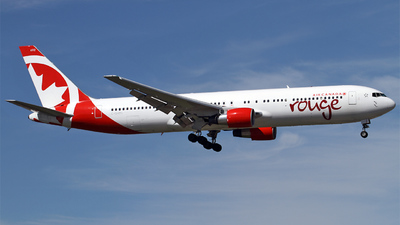C-GHPN - Boeing 767-33A(ER) - Air Canada Rouge