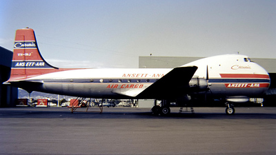 VH-INJ - Aviation Traders ATL-98 Carvair - Ansett-ANA