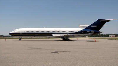 N422BN - Boeing 727-227(Adv) - Roush Air