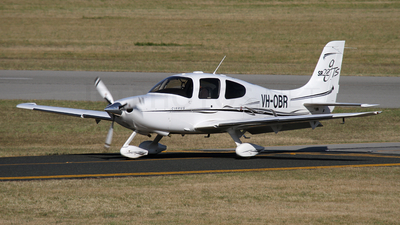 A picture of VHOBR - Cirrus SR22 - [1805] - © Brenden