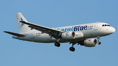 SU-KBB - Airbus A319-112 - Koral Blue Airlines