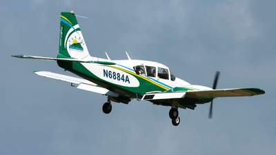 A picture of N6884A - Piper PA23250 Aztec - [277954105] - © Angel Natal