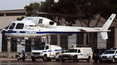 7T-WVX - Eurocopter AS 355N Ecureuil 2 - Algeria - Police