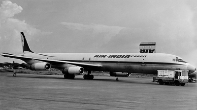 LX-ACV - Douglas DC-8-63(CF) - Air India