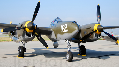 NX138AM - Lockheed P-38J Lightning - Private