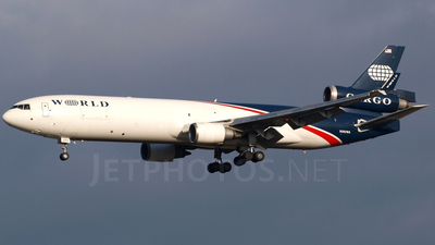 N382WA - McDonnell Douglas MD-11(F) - World Airways