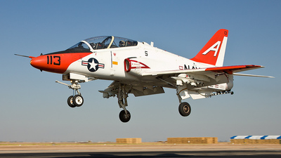 165092 - McDonnell Douglas T-45C Goshawk - United States - US Navy (USN)