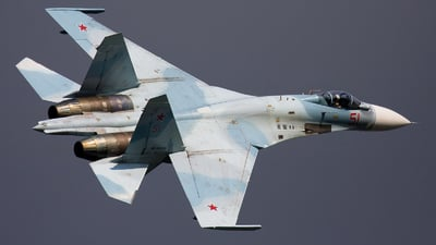 RF-93729 - Sukhoi Su-27SM3 Flanker B - Russia - Air Force