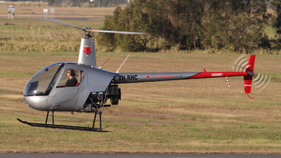 VH-RHC - Robinson R22 Beta II - Chopperline