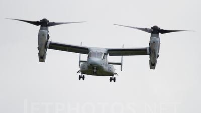 166689 - Boeing MV-22B Osprey - United States - US Marine Corps (USMC)
