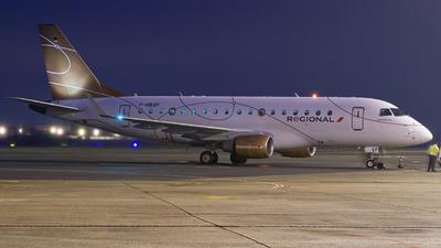 F-HBXP - Embraer 170-100LR - Régional Compagnie Aerienne