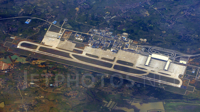 ZHHH - Airport - Airport Overview