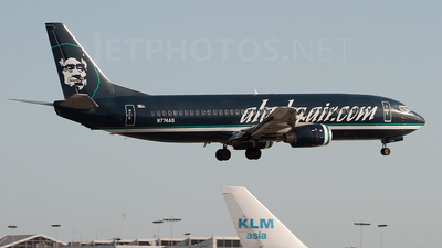 N774AS - Boeing 737-4Q8 - Alaska Airlines