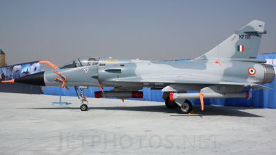 KF118 - Dassault Mirage 2000 - India - Air Force