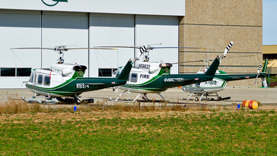 A picture of N16974 - Bell 212 - [30886] - © Russell Hill