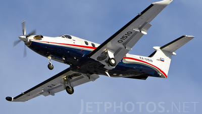 RA-01510 - Pilatus PC-12/47 - Air Enterprise