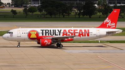 HS-ABD - Airbus A320-216 - Thai AirAsia