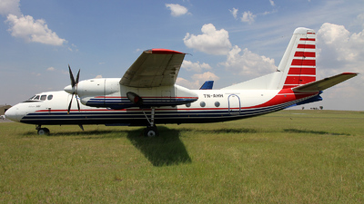 TN-AHH - Antonov An-24RV - Private