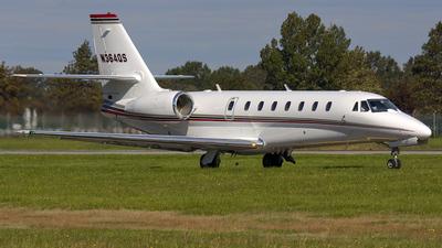 N364QS - Cessna 680 Citation Sovereign - NetJets Aviation