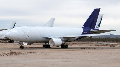 N421FE - Airbus A310-221(F) - FedEx