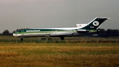 YI-AGK - Boeing 727-270(Adv) - Iraqi Airways