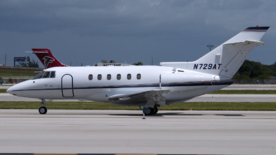 A picture of N729AT - Hawker 800XP - [258402] - © Mark Lawrence