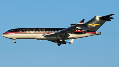 VP-BDJ - Boeing 727-23 - Weststar Aviation Services