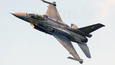529 - Lockheed Martin F-16C Fighting Falcon - Greece - Air Force