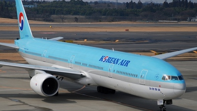 HL7573 - Boeing 777-3B5 - Korean Air